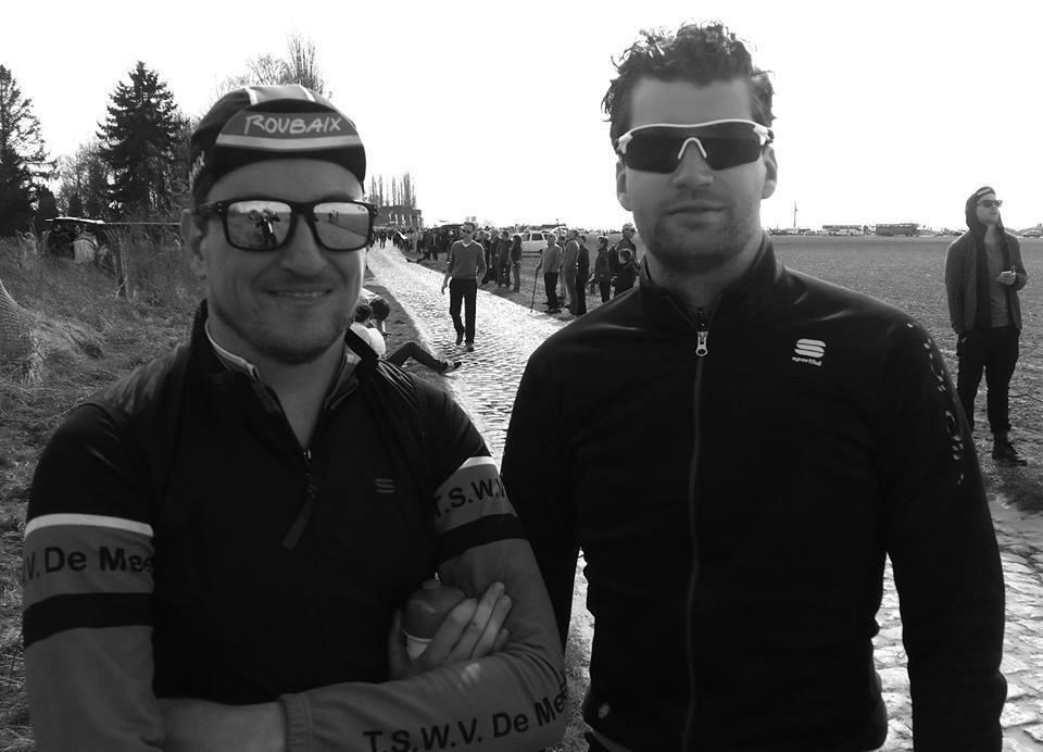 Cobbles Cycling speciaalbier Parijs-Roubaix