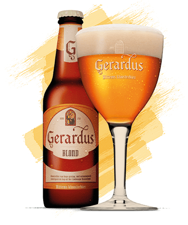 Cobbles Cycling Speciaalbier Gerardus Kloosterbier Blond