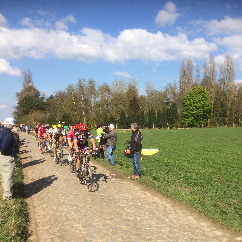 Cobbles Cycling Parijs Roubaix Challenge
