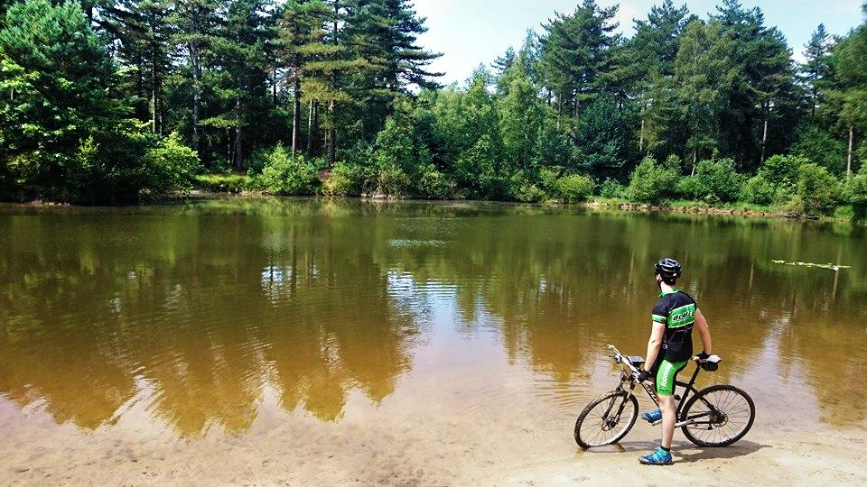 Cobbles Cycling Daan Walet