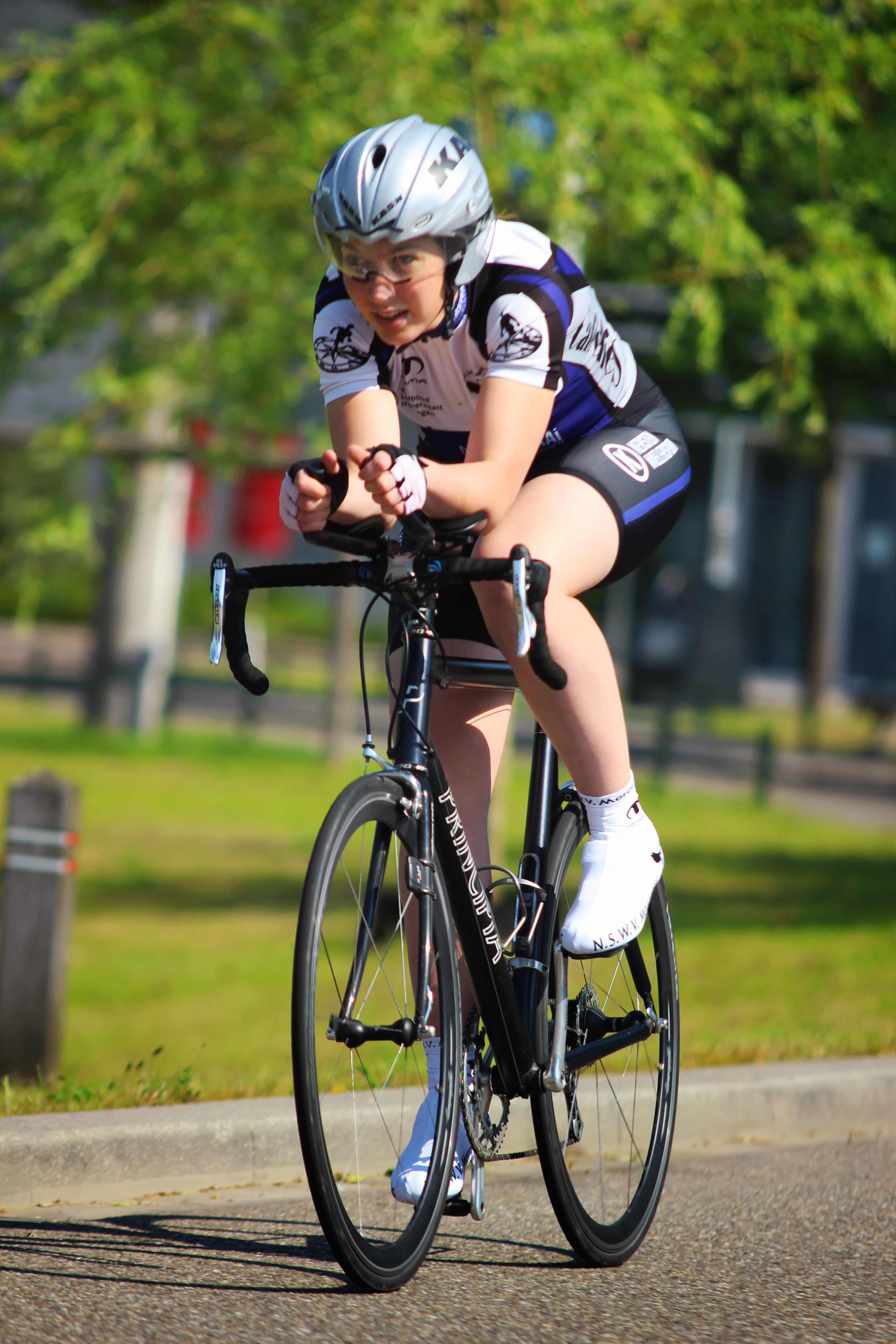 Cobbles Cycling Marjolijn van Lier