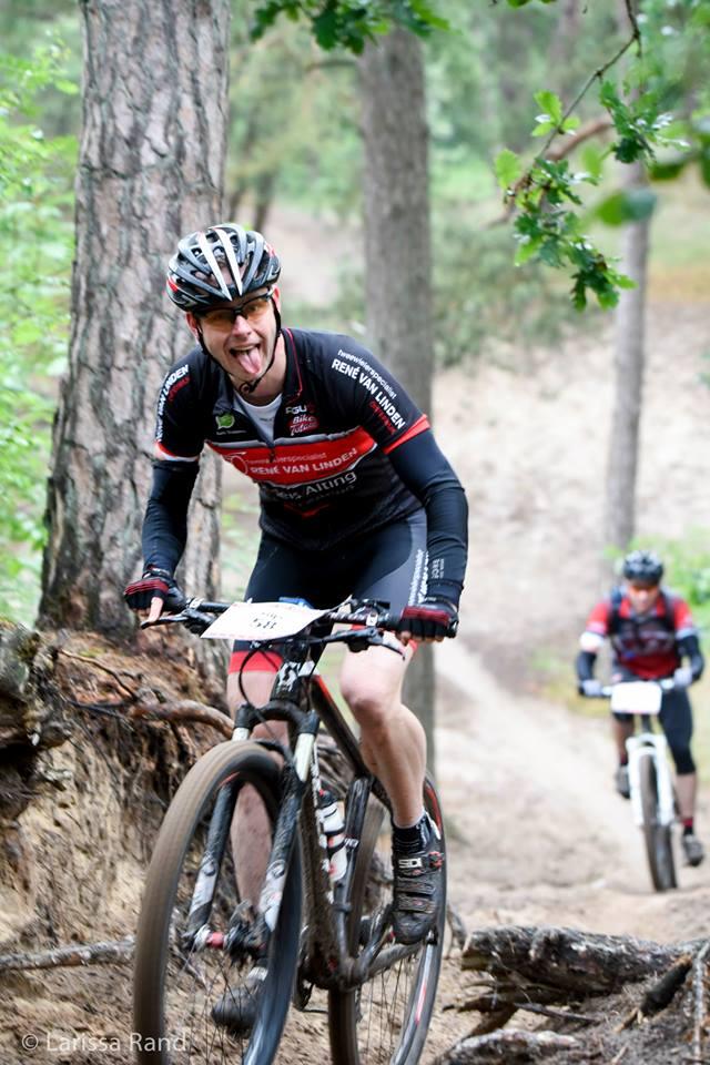 Mountainbikemarathon Gijs Frencken