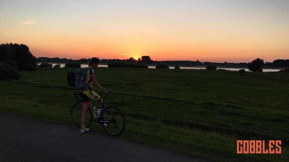 Cobbles bikepacking