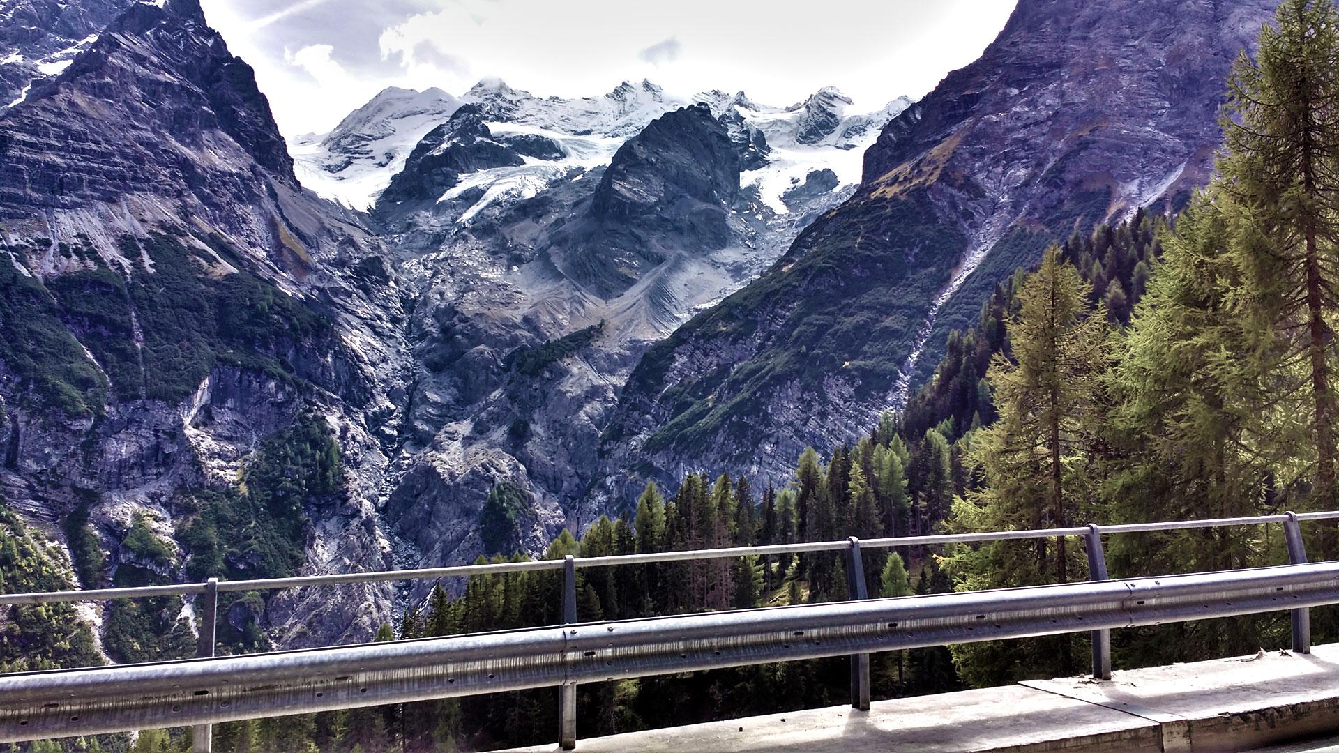 Bikepacking Italie – Nederland: over de Stelvio & door Oostenrijk!