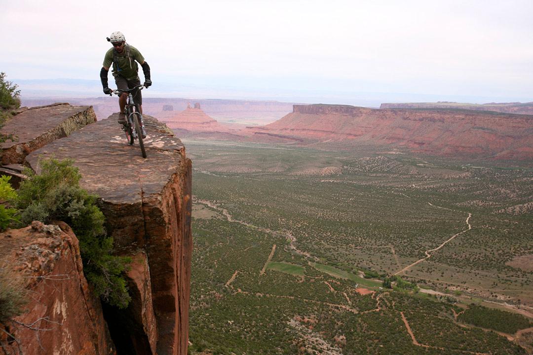 Cobbles - Moab mountain biking