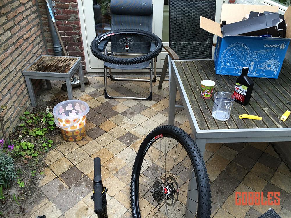 Cobbles - Mountainbike banden