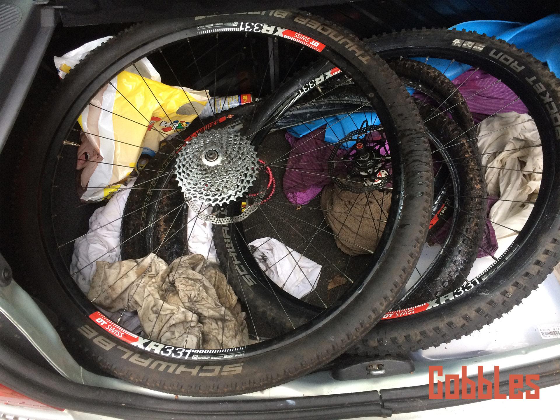 Mountainbike materiaaldillema: Welke banden te kiezen?