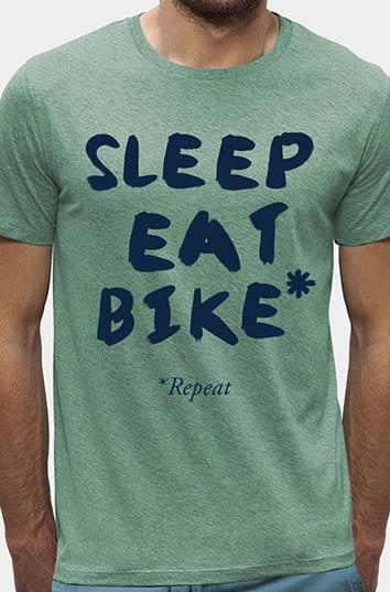 Cobbles - decembercadeaus shirt-eat-sleep-bike