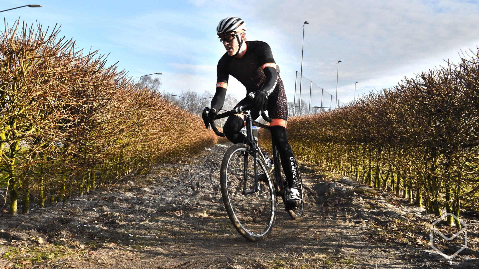De Cobbles fietskleding is awesome!