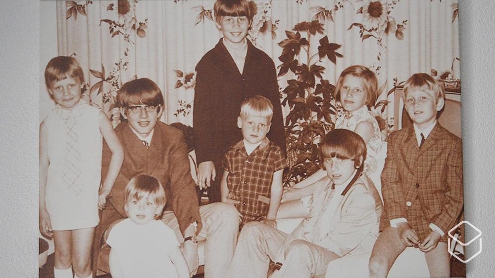 Cobbles interview Rien van Horik familiefoto