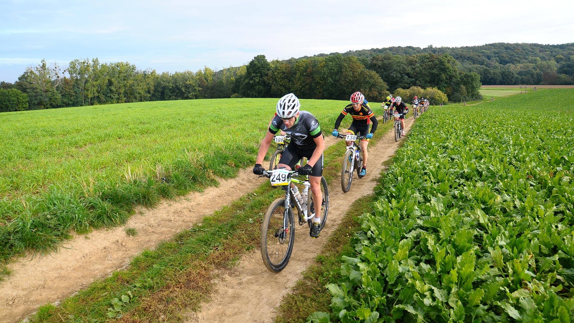 De eeuwige strijd tussen 'snelle' en 'langzame' mountainbikers