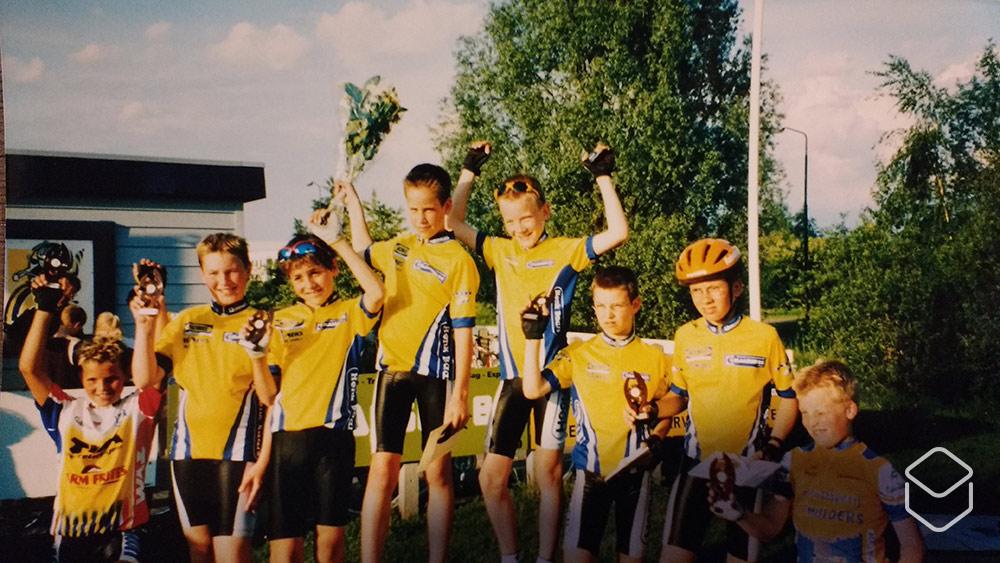 Cobbles wielrennen maak kennis met Jeroen Rombouts