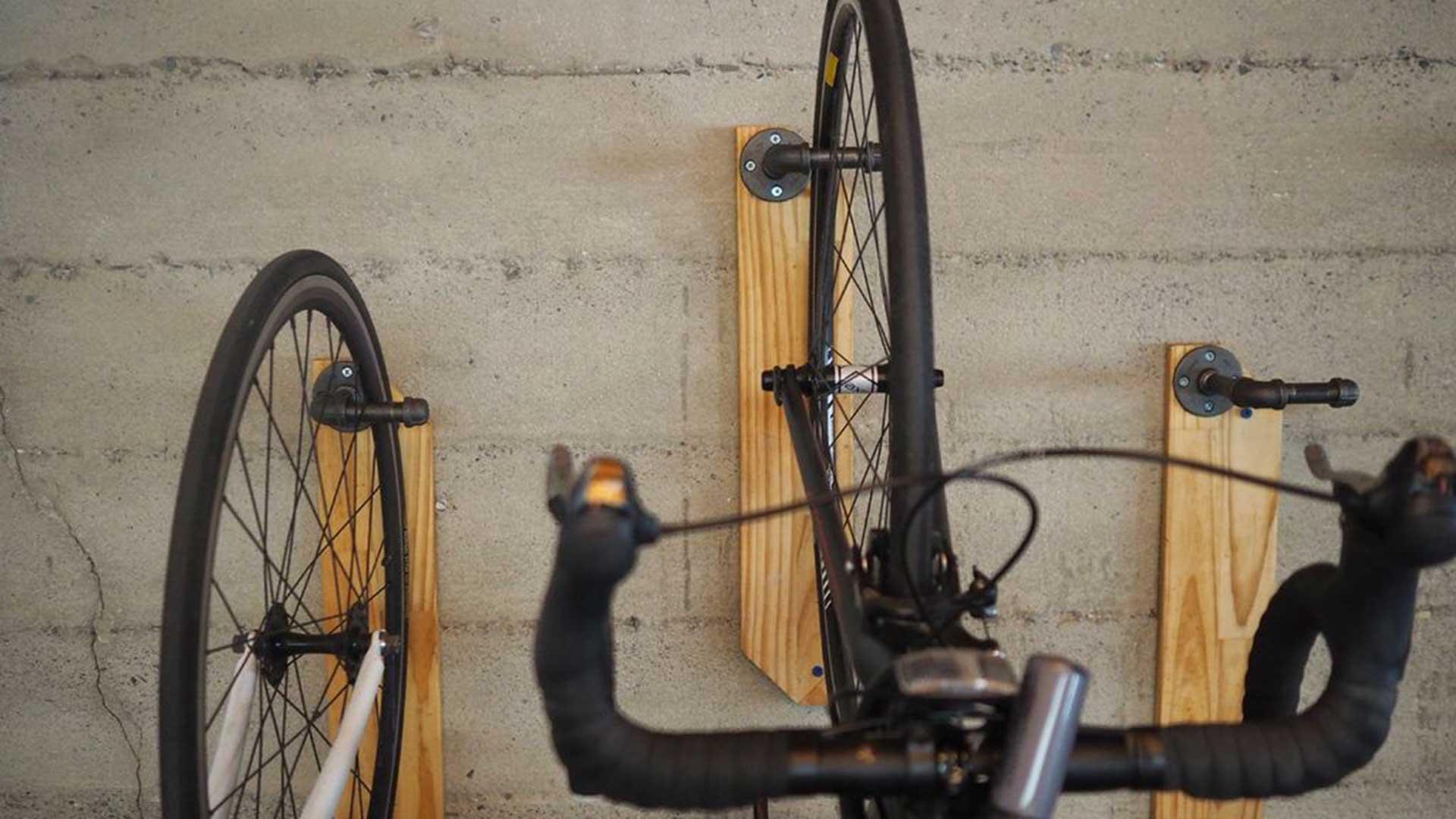 In 5 stappen je fiets stijlvol ophangen in je woonkamer of slaapkamer