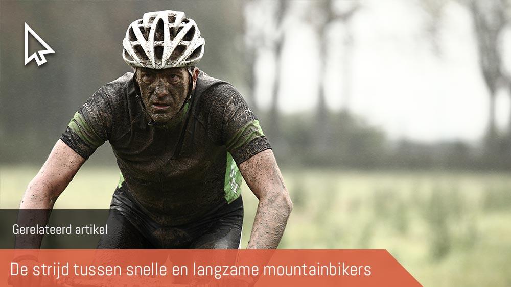 Cobbles mountainbiken trailrespect