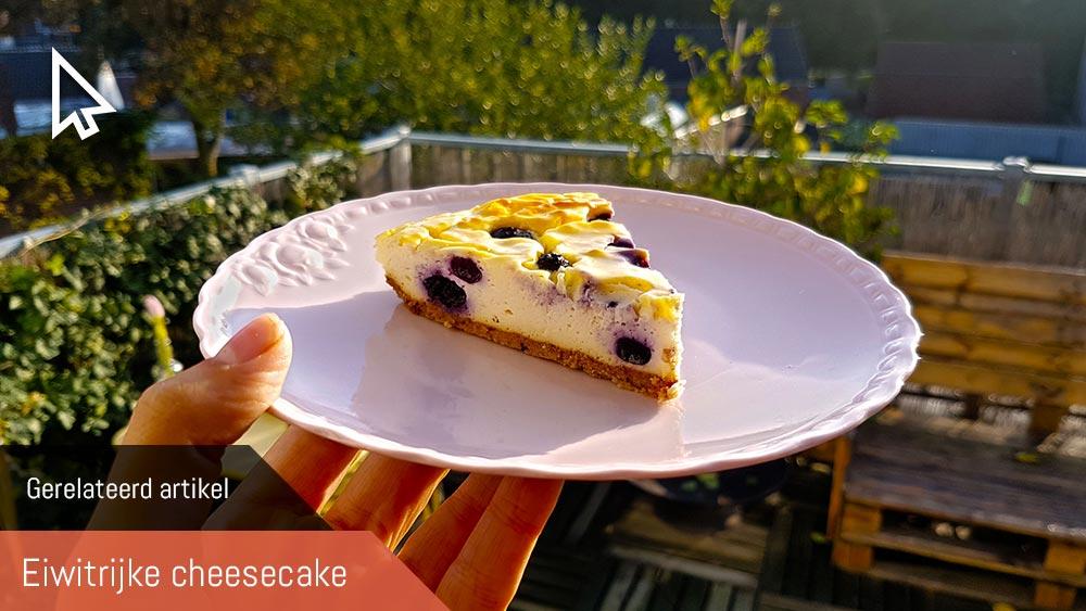 Cobbles recepten banenbrood cheesecake
