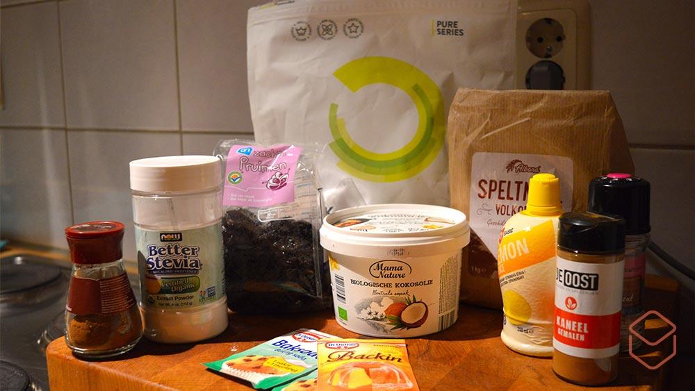 Cobbles wielerfood recept gezonde ontbijtkoek