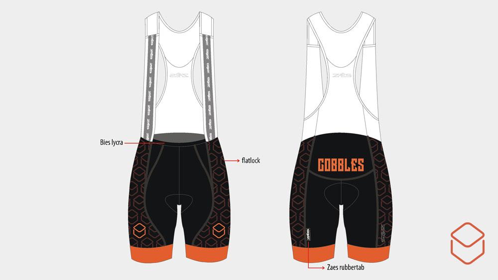Cobbles-wielrennen-mountainbiken-fietskleding-bib-shorts