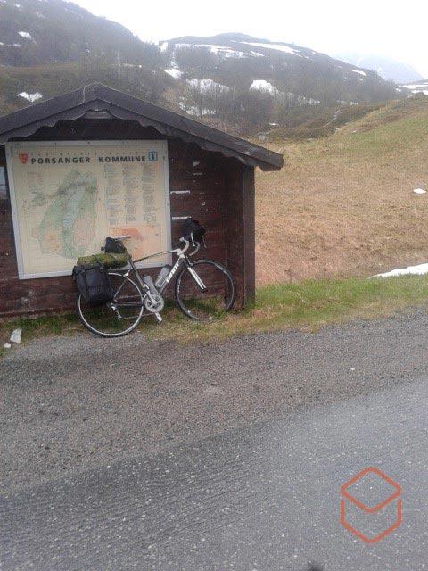 Cobbles bikepacking fietsvakantie noordkaap
