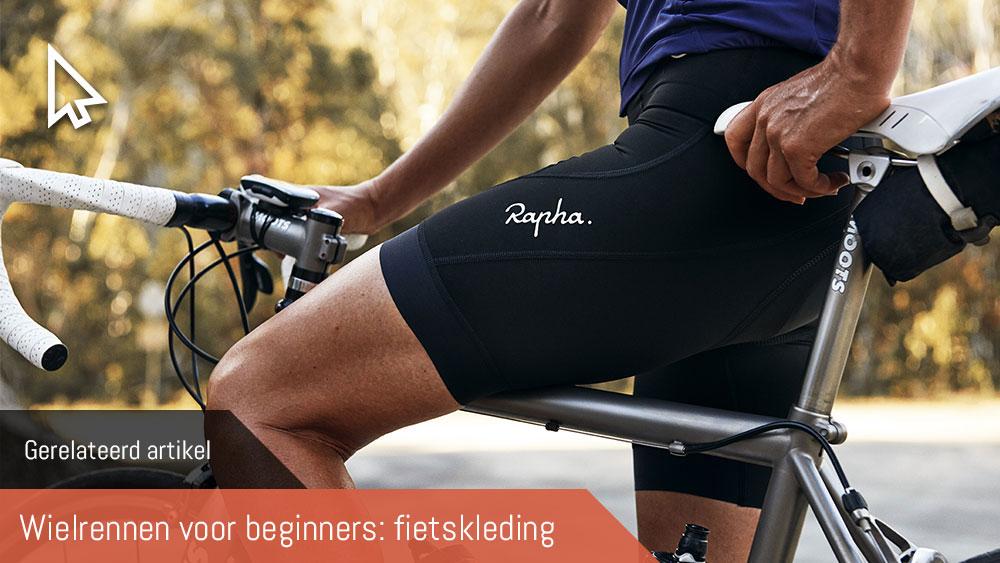 Cobbles fietskleding beginners