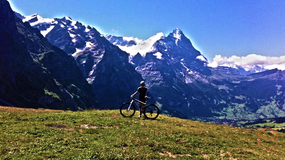 Cobbles fietsvakantie bikepacking Val di Sole