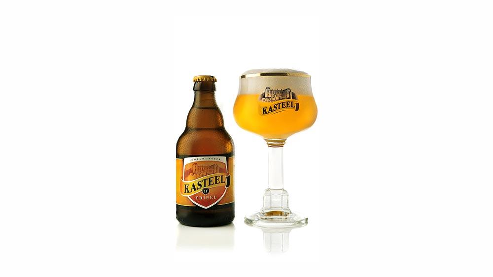 Cobbles speciaalbier Dwars door Vlaanderen Kasteel Tripel
