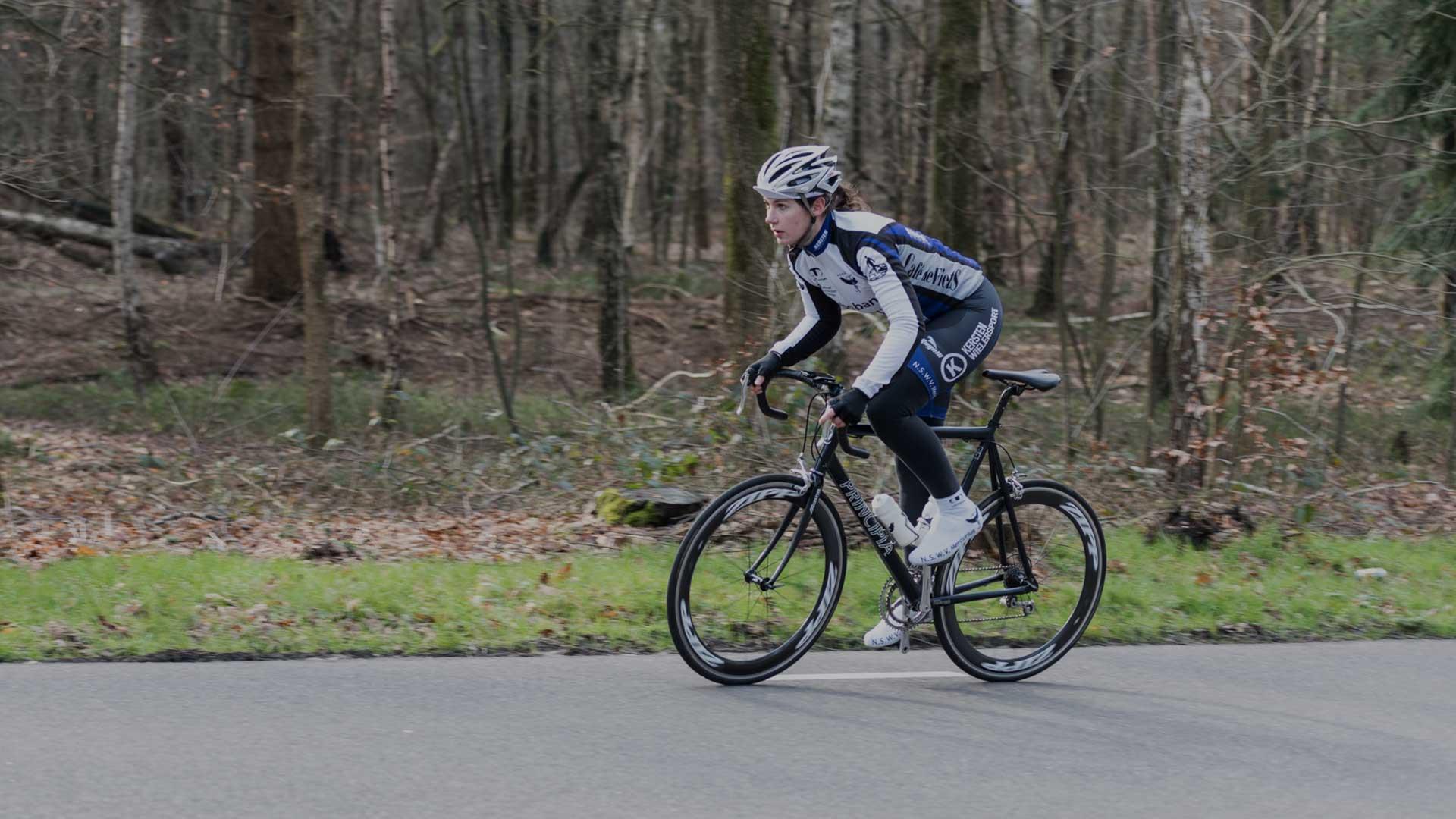 5 signalen waaraan je een ijdele fietser herkent