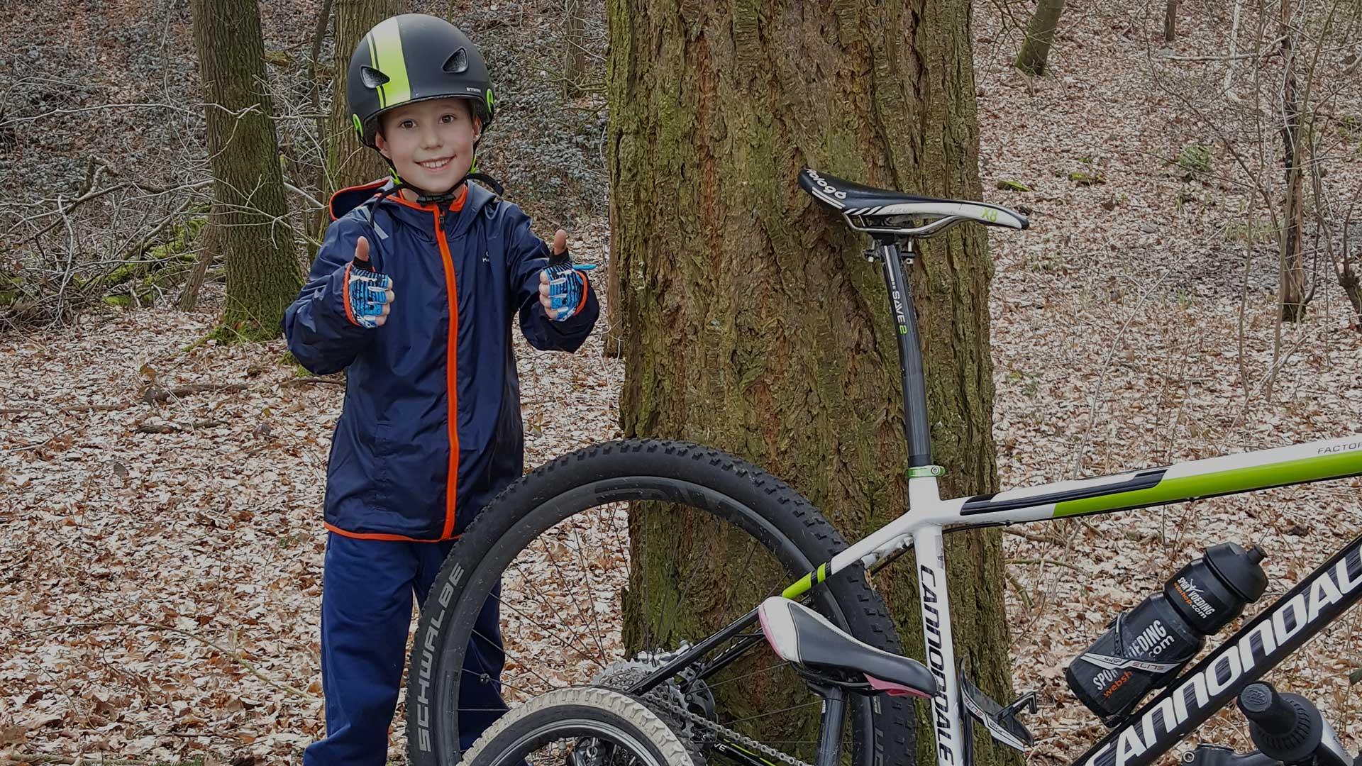 5 redenen waarom ouders moeten fietsen met kinderen