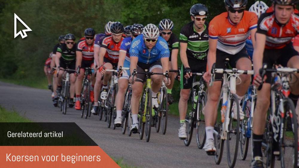 het belang van een goede warming-up beginner warming-up in het wielrennen wielrennen