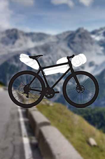 cobbles bikepacking fietstassen zadeltas frametas stuurtas