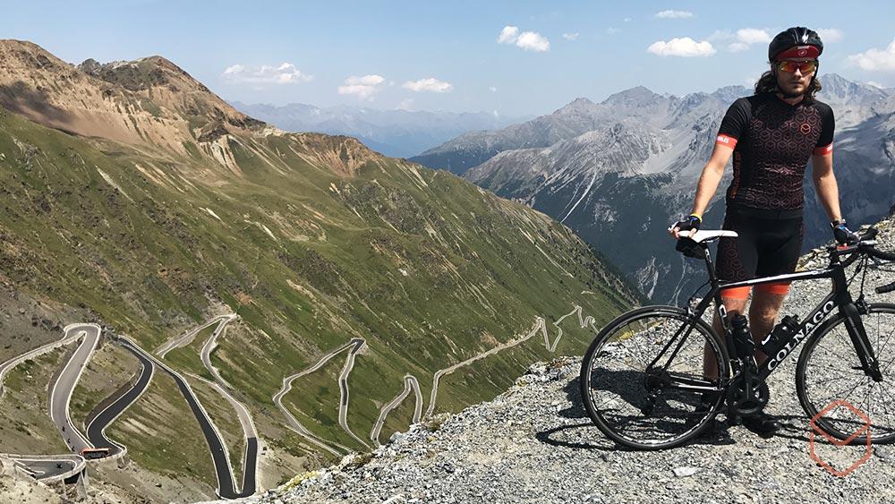 8 tips voor het rijden van je eerste grote klim beginner eerste grote klim liggende foto3