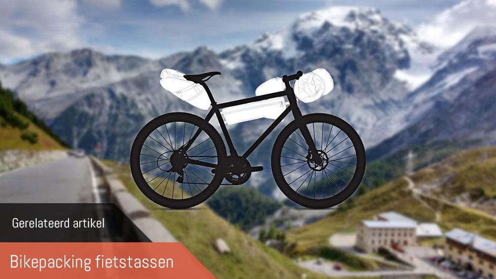 cobbles gerelateerd bikepacking fietstassen