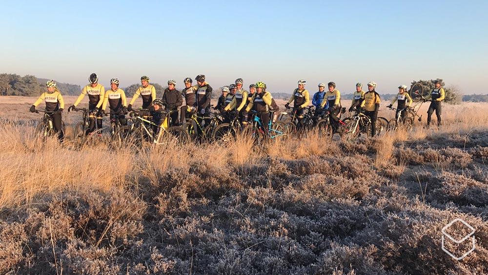 cobbles mountainbiken gezond voor lichaam en geest winter