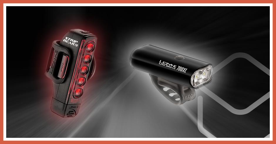Fietslamp kopen? Wij testten de Lezyne Lite Drive 700 XL & Strip ...