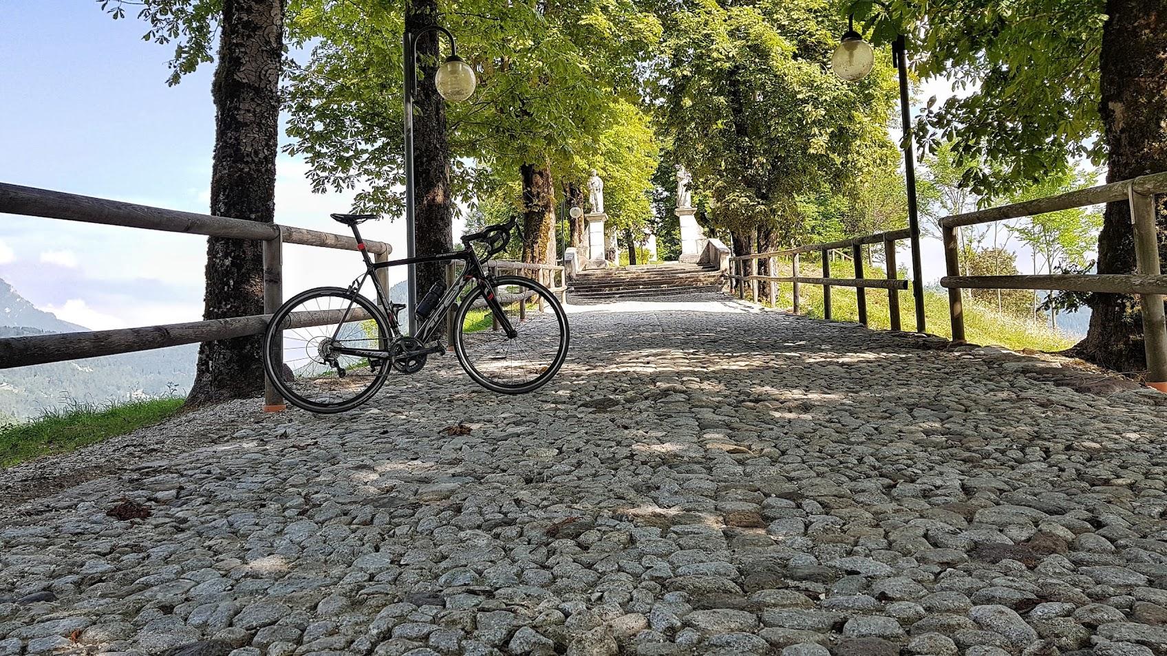 cobbles fietsvakantie italie pradellano