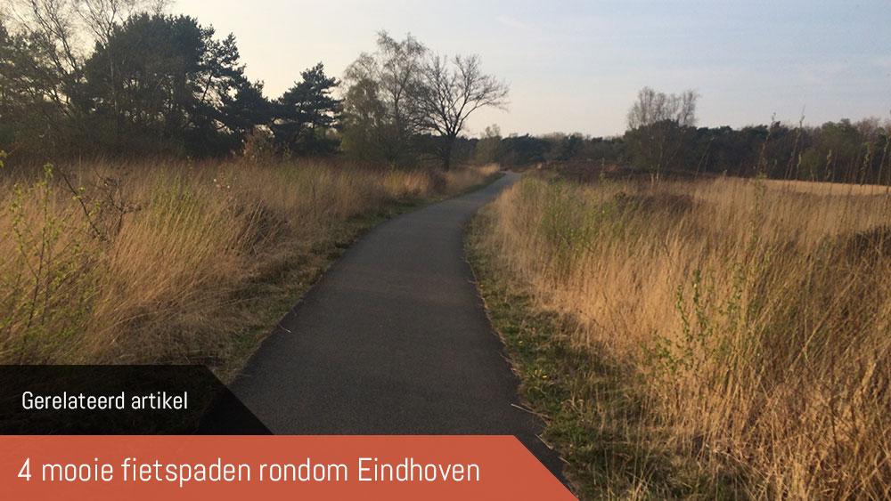 cobbles gerelateerd fietspaden eindhoven