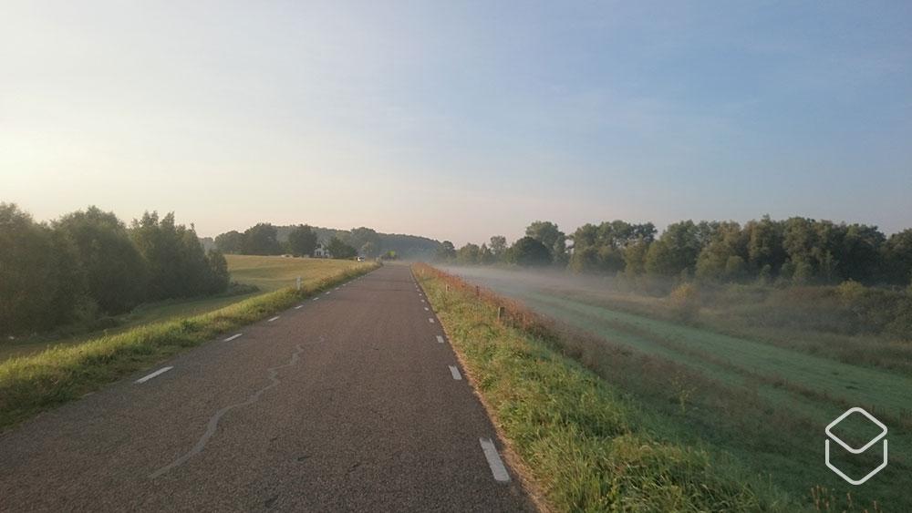 cobbles wielrennen routes nijmegen dijken