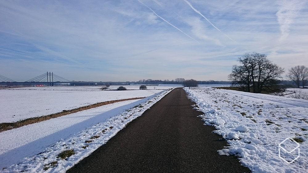 cobbles wielrennen routes nijmegen winter