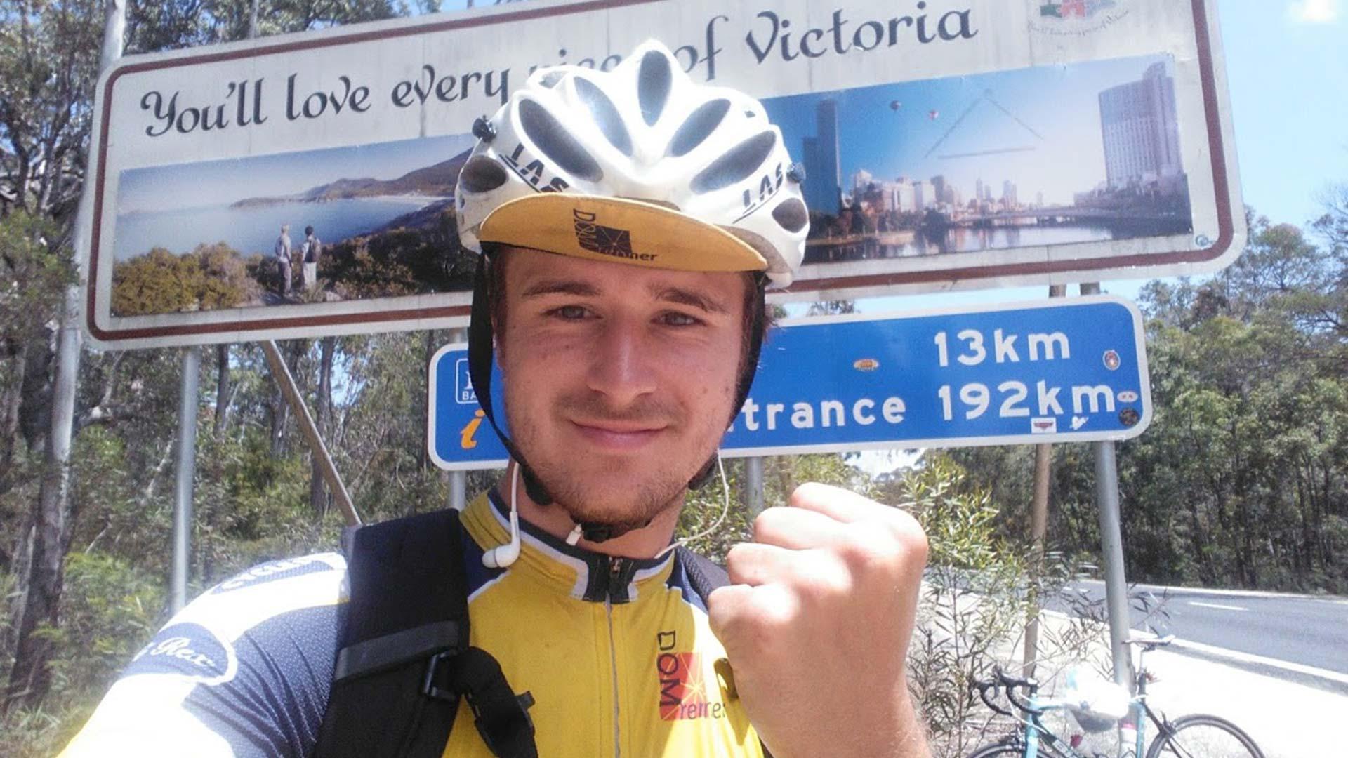 Voor op de bucketlist: fietsen van Sydney naar Melbourne