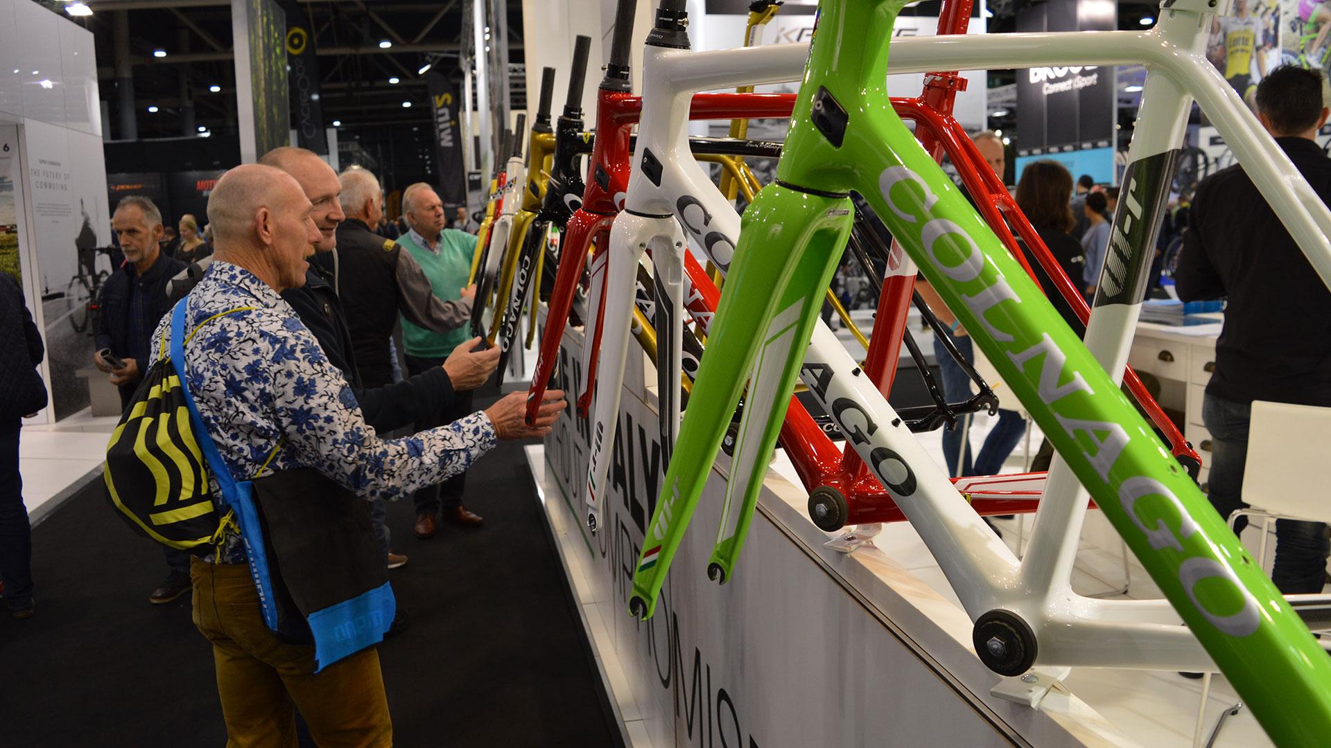 Win 2 kaarten voor Bike Motion Benelux 2018