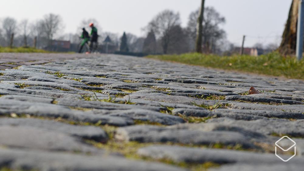 cobbles wielrennen routes tilburg gilze kasseistrook