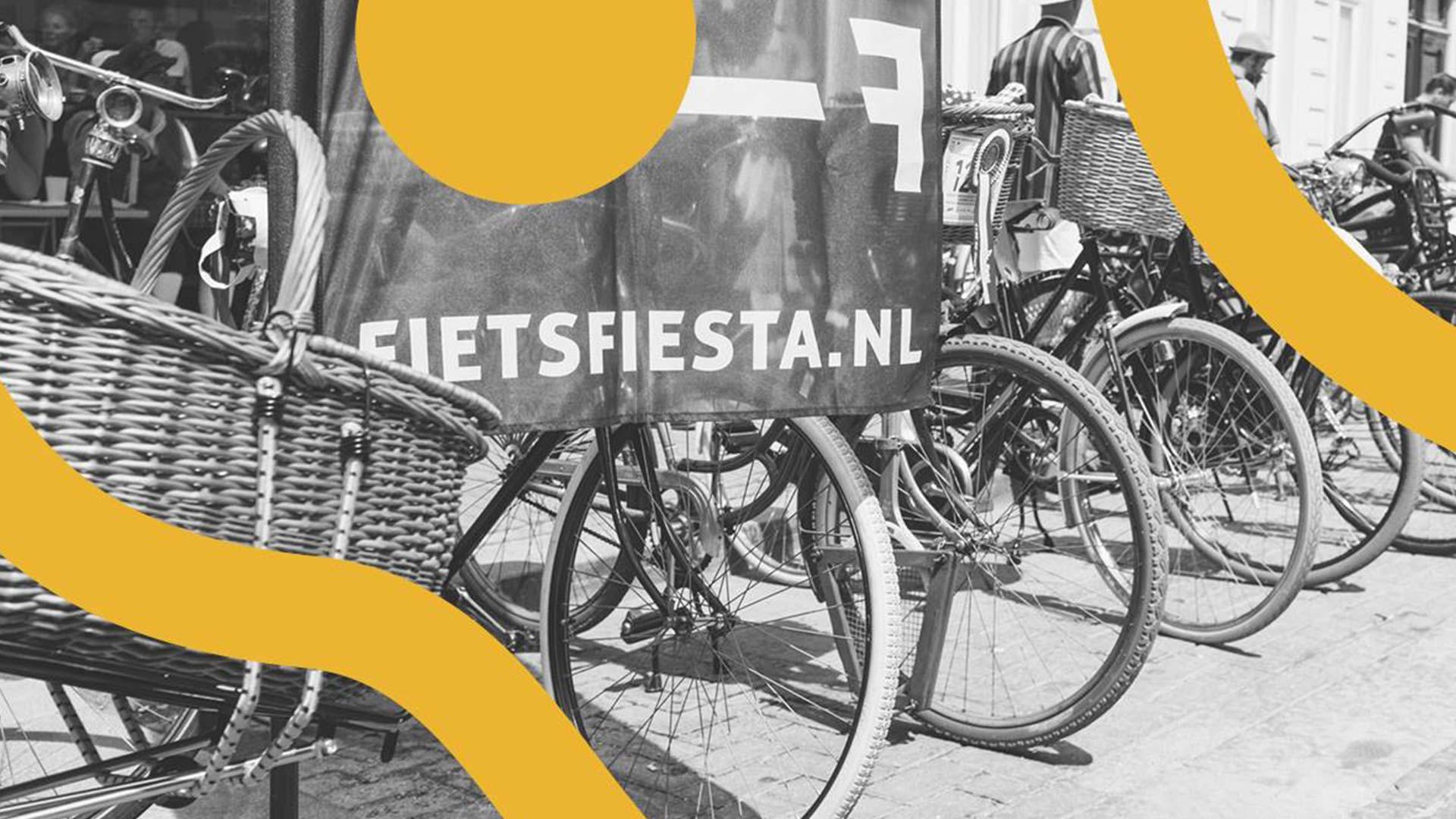 FIETSFIESTA, fietspassie van en voor de stad!