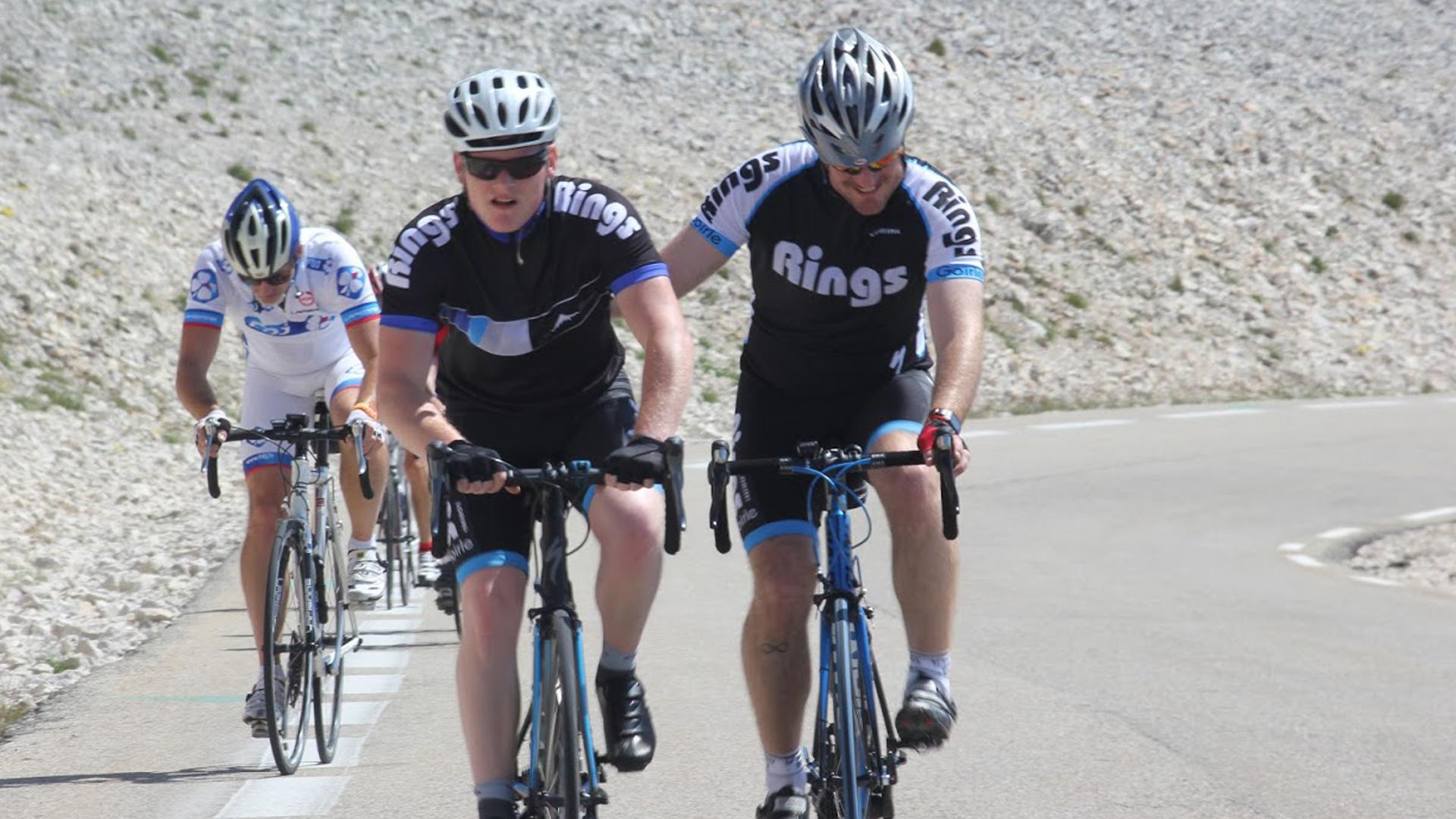 Waarom fietsen voor een goed doel? 3 redenen