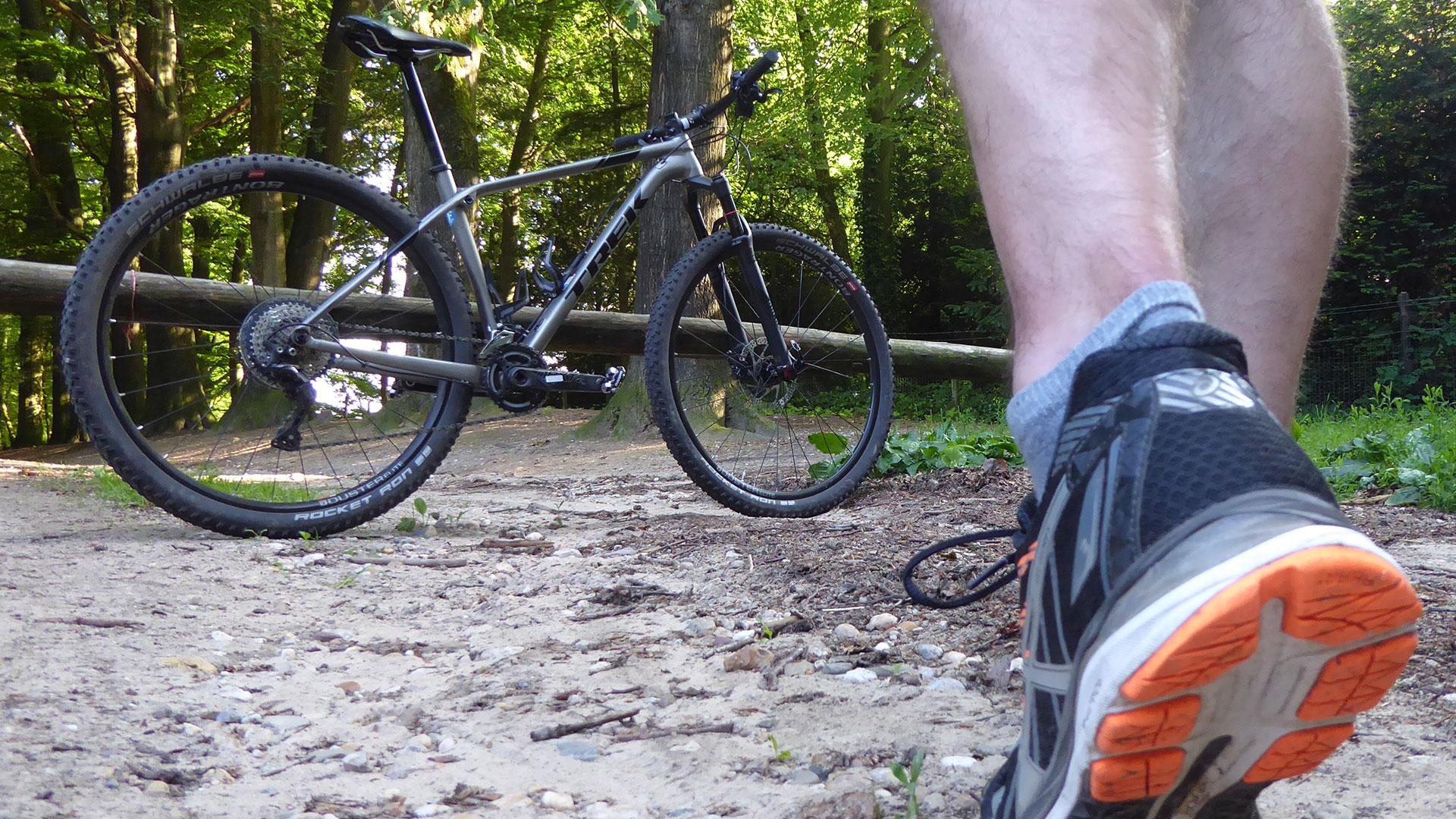Cross duathlon: voor de bosliefhebber die meer wil dan alleen mountainbiken