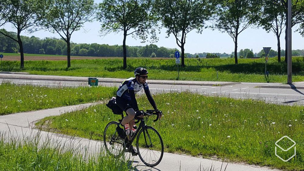 race around the Netherlands tekst