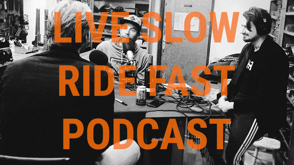 cobbles lifestyle podcast live-slow-ride-fast