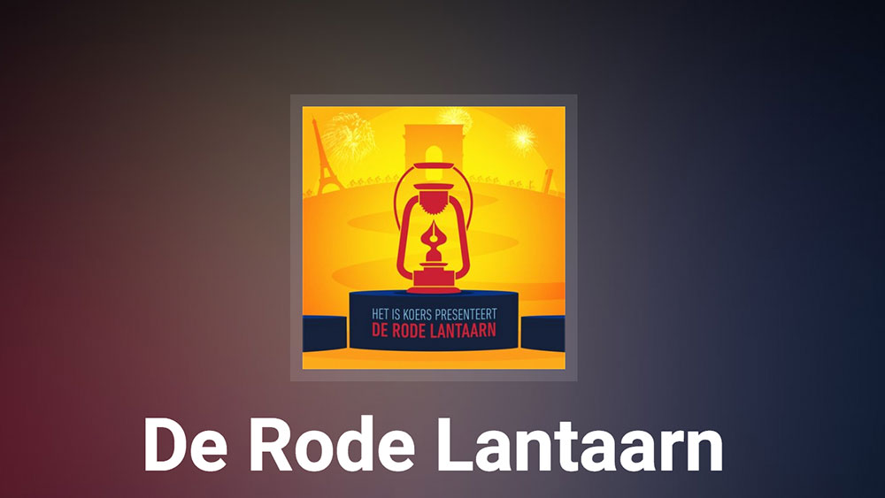cobbles lifestyle podcast rode-lantaarn
