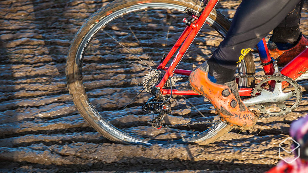 cobbles wielrennen cyclocross technieken grip modder