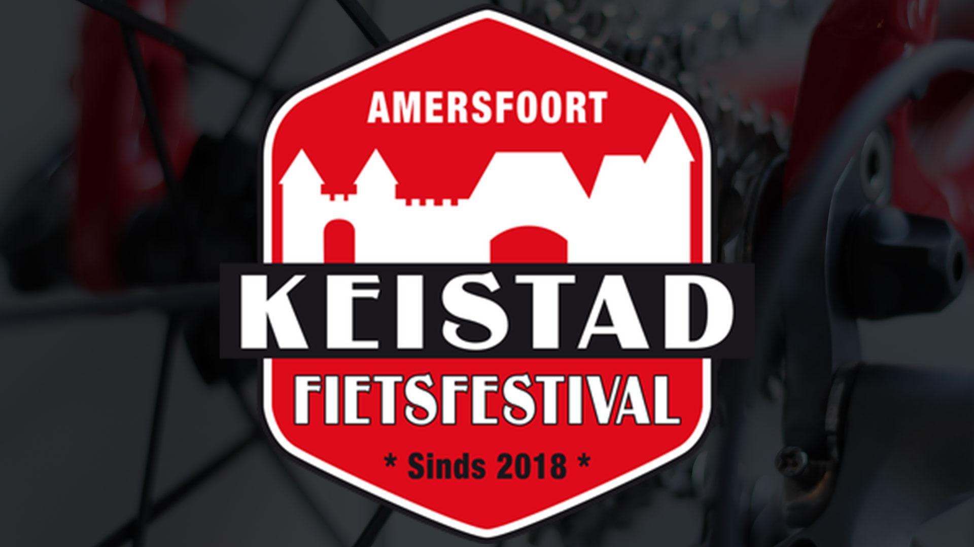 Keistad Fietsfestival Amersfoort: 11 t/m 14 oktober 2018