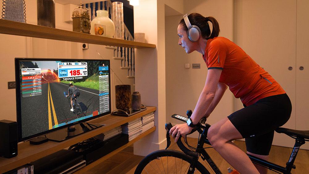 cobbles wielrennen zwift voordelen tv