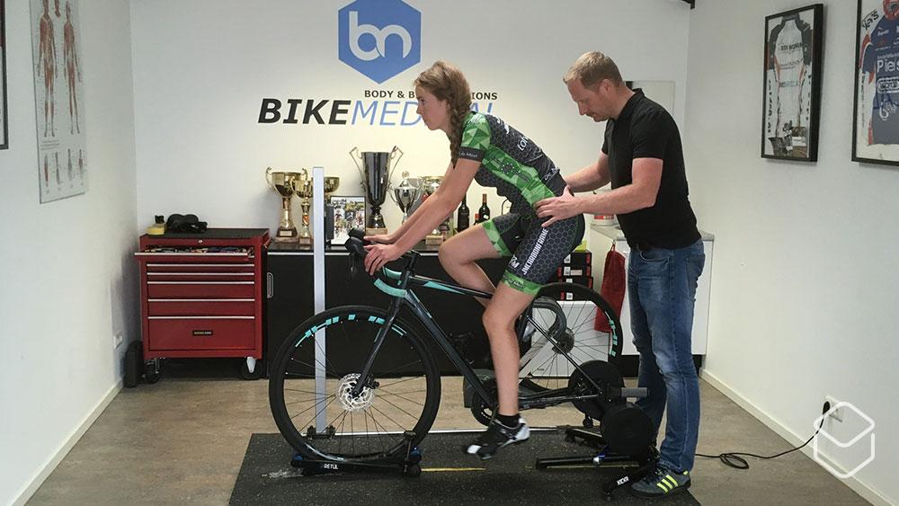cobbles wielrennen bikefitting bikemedical onderzoek